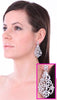E21 Antoinette Statement 925 Sterling Silver Earrings