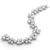 B4 Ava Red Carpet 925 Sterling Silver Bracelet  (plus size) 8 inch