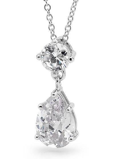 N100 Oprah 925 Sterling Silver Necklace