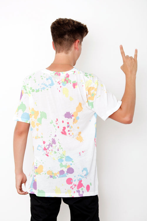 Savage Splatter Tee