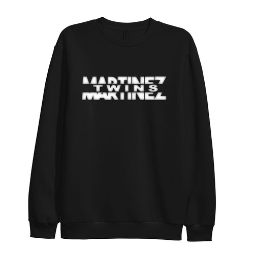 Martinez Twins Black Sweatshirt