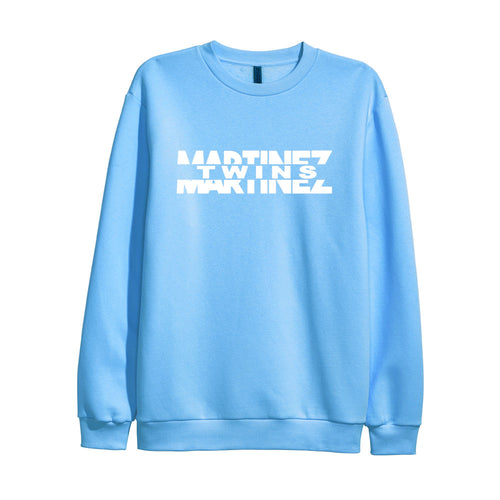 Martinez Twins LE Blue Sweatshirt