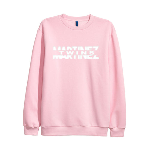 Martinez Twins LE Pink Sweatshirt