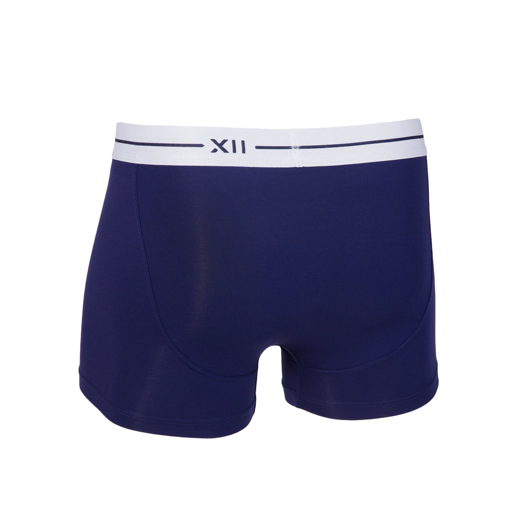 Dozen Avenue Underwear Trunks Blue