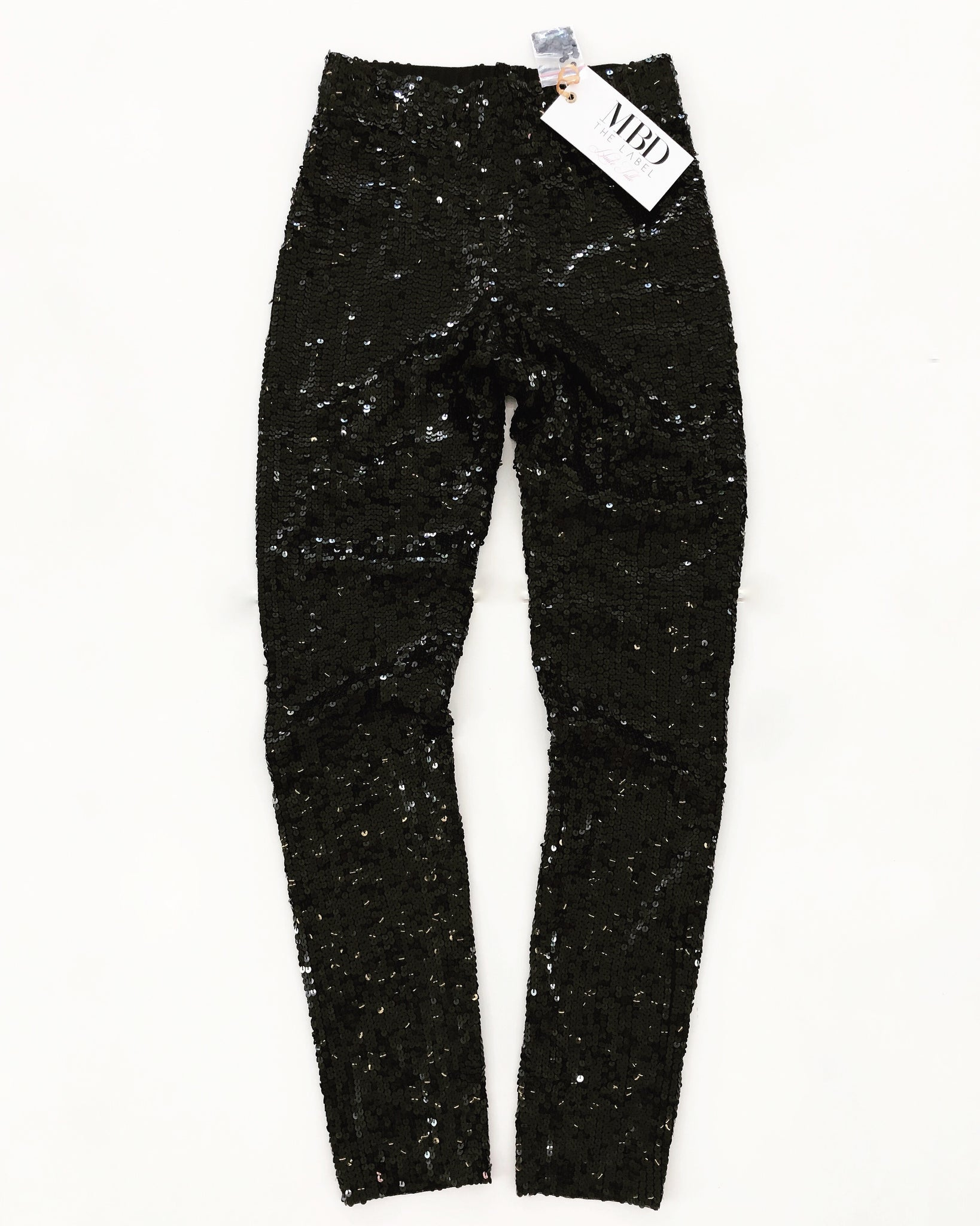 Sequin Pants - Bodycon