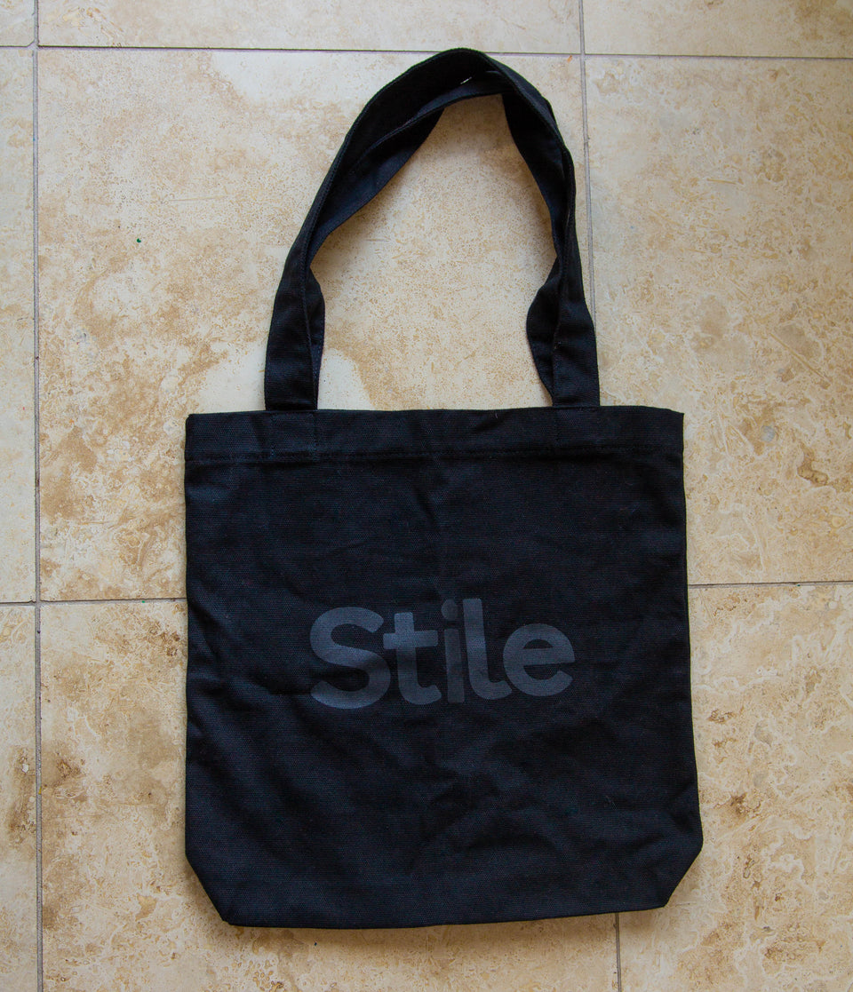 Stile tote bag (empty)