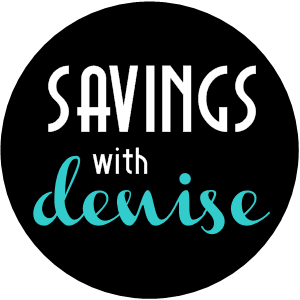 Savings with Denise