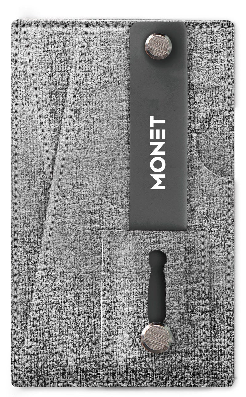 Monet 3-in-1 Marled Smart Phone Slim Wallet | Card Holder | Kickstand