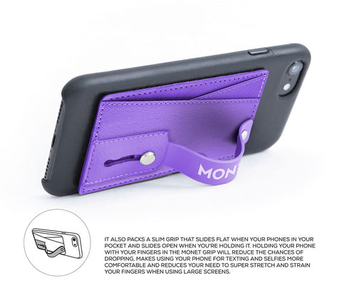 Image of Monet Ultra Grip | Purple