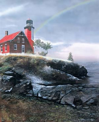 Land Fall Lighthouse