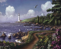 Coastline Lighthouse