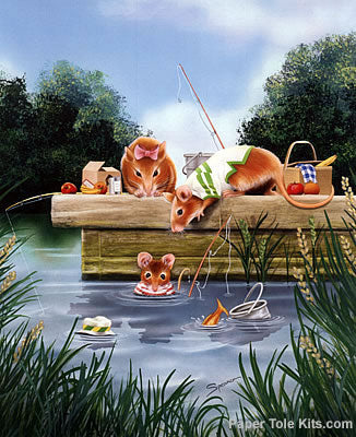 Famiy Fun Fishing