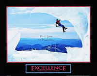 Excellence - Ice Climbing