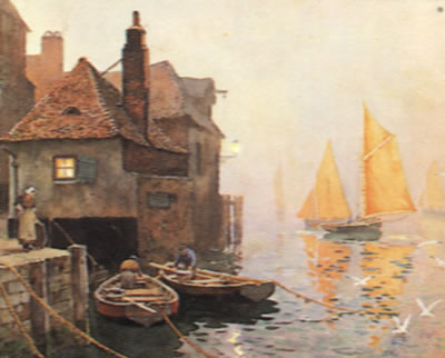 By the Quay Side