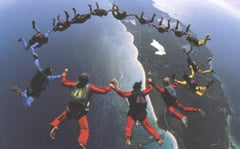 Freefall Sky Divers
