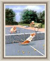 Tennis-Family Fun
