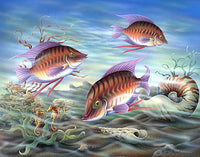 Reef Fishes I