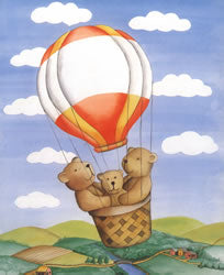 Teddy Balloon
