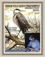 Paper Tole Feathering Book