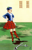 Scottish Dancer