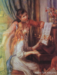 Renoir - Girls at Piano