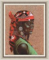 African Lady I
