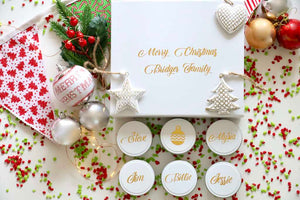 Christmas Personalised Box