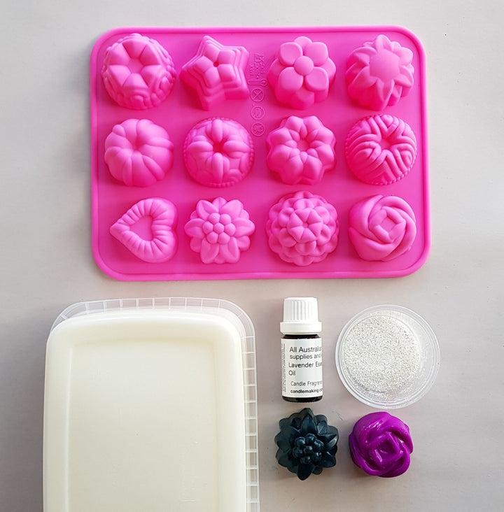 Pretty Soap Kit