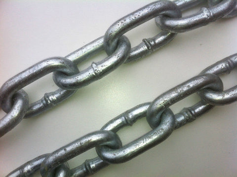 RATED TRAILER SAFETY CHAINS TO SUIT 2500KG - 3500KG TRAILERS
