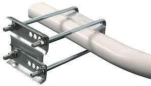 FULTON ADJUSTABLE GUIDE POLES-  VISUAL BOAT GUIDES MARINE PVC