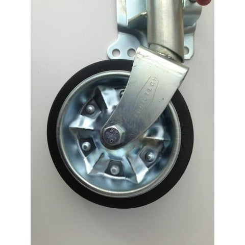 "ALKO 8"" TRAILTECH GALVANISED SWING UP JOCKEY WHEEL"