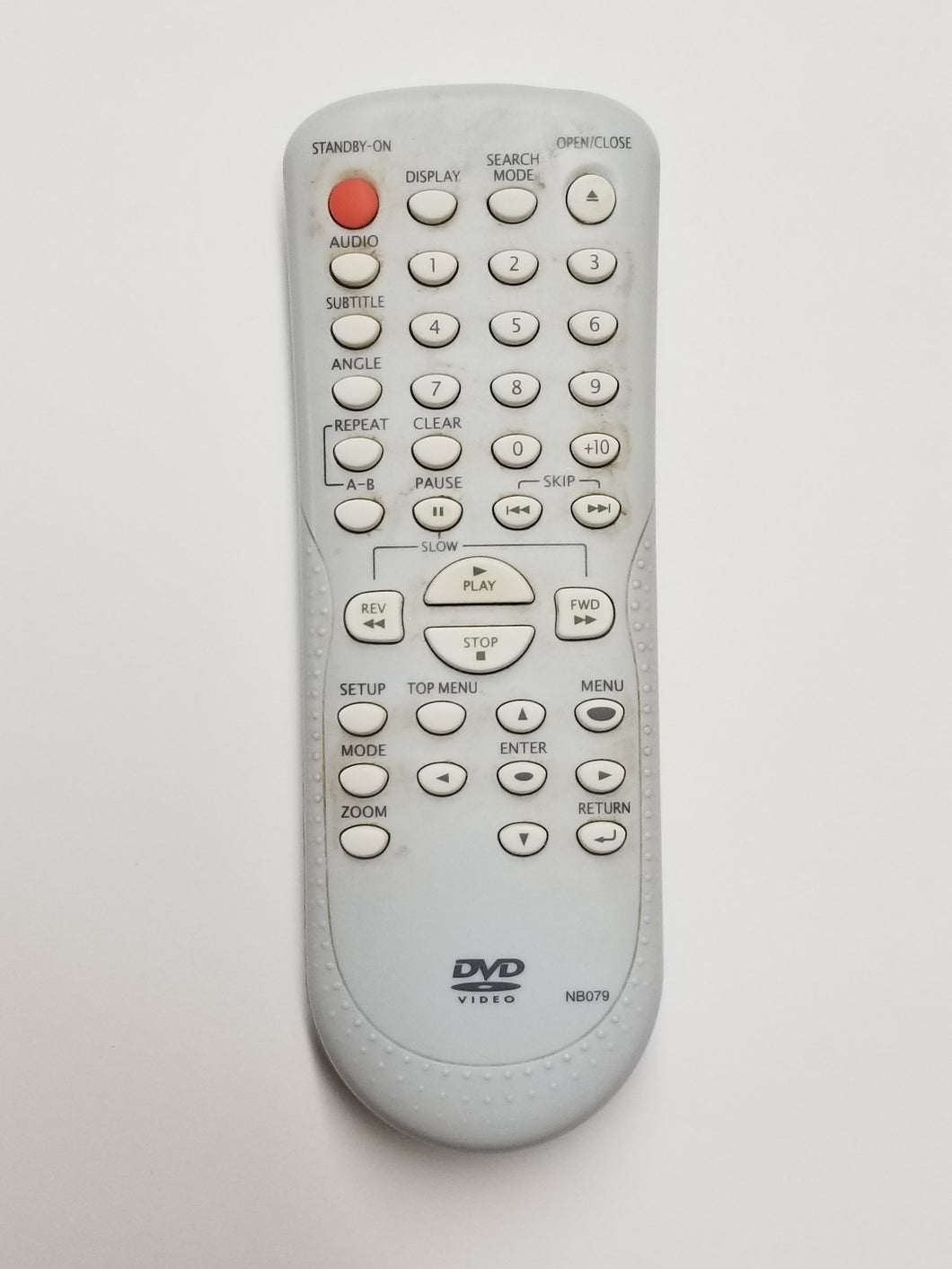 NB079 DVD Player Remote Control