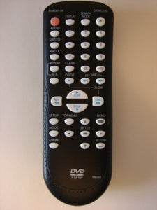 NB093 DVD Player Remote Control from the front