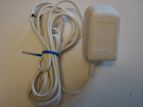 top view of Fisher-Price Baby Monitor AC Adapter wall power plug cord PA-0610-DUA
