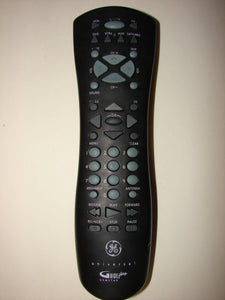 front of GE Universal Guide plus + Gemstar Remote Control CRK761G1