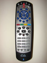 front image of Dish Network Satellite TV Remote Control 186371