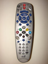 front view of Dish Network Satellite TV Remote Control 153637
