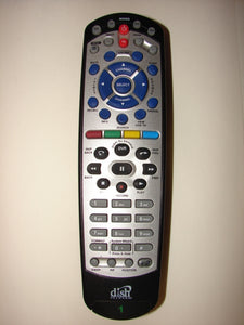 Dish Network Satellite TV Remote Control 180552 frontal photo