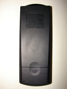 rear image of the Sony Playstation 2 PS2 DVD Remote Control