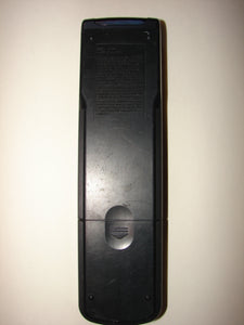 rear view of the Sony TV Remote Control RM-Y165
