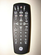 front view of GE Remote Control 24991-V2 1211