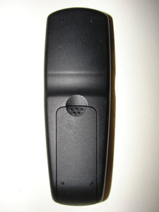 rear view of GE Remote Control 24991-V2 1211