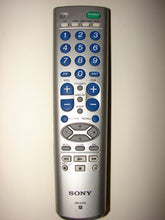 picture of the front of Sony TV Remote Control RM-V202