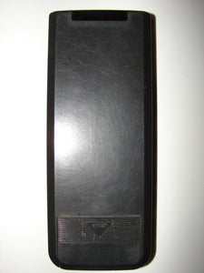 back image of MGA Mitsubishi TV Remote Control 939P302A1