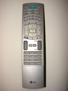 top of LG TV Remote Control 6710V00151W