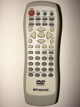 Polaroid TV DVD player Remote Control UR53AEC036T front image