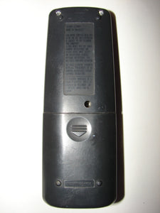 SONY RM-Y155 TV Remote Control  back image