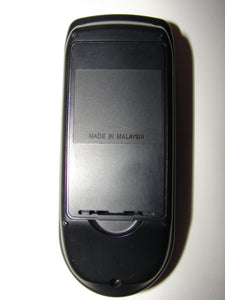 Sharp Camcorder Remote Control G0072TA back view image