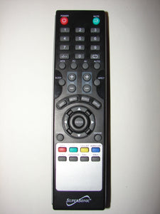 front of the Supersonic TV Remote Control