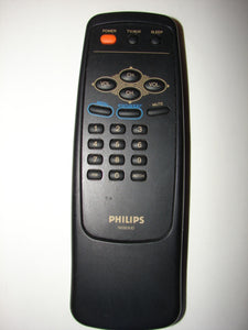 Philips Magnavox TV Remote Control N0323UD U142 front view